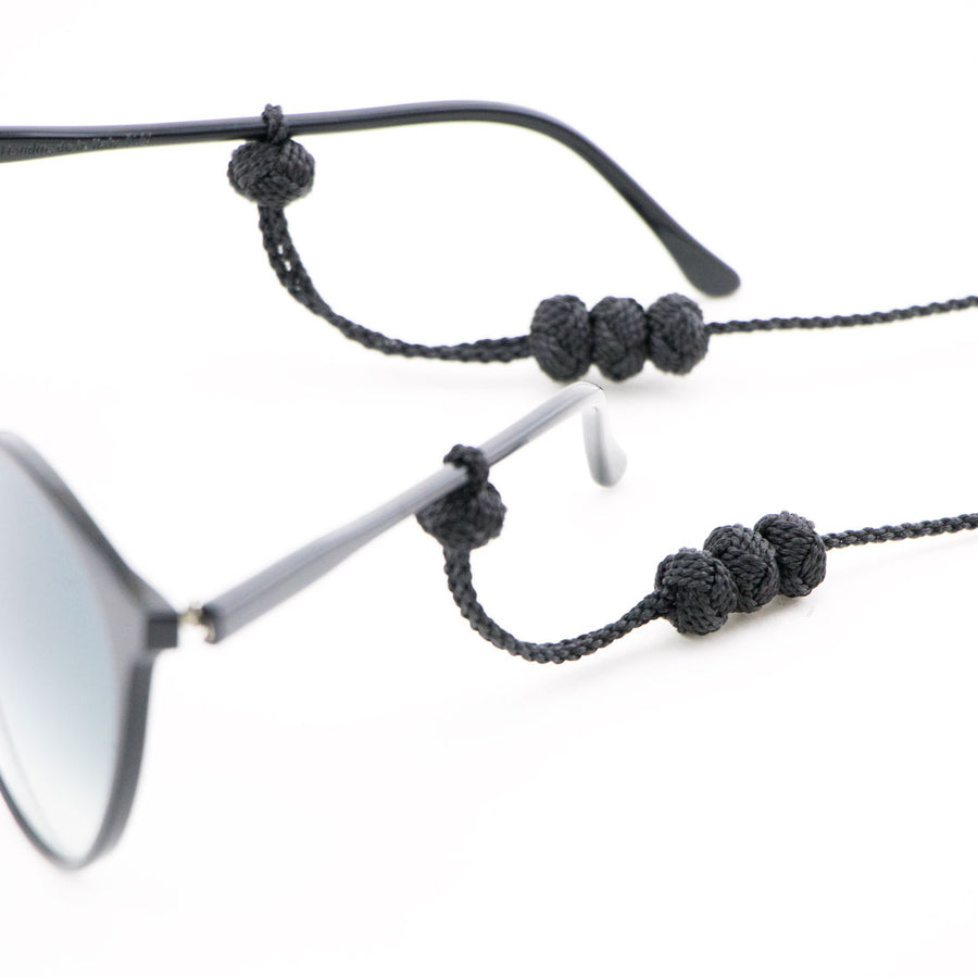 Sunglass Straps Black