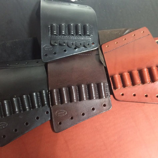 Rhodesian Sling and ammo cuff combo sale. (blemished)