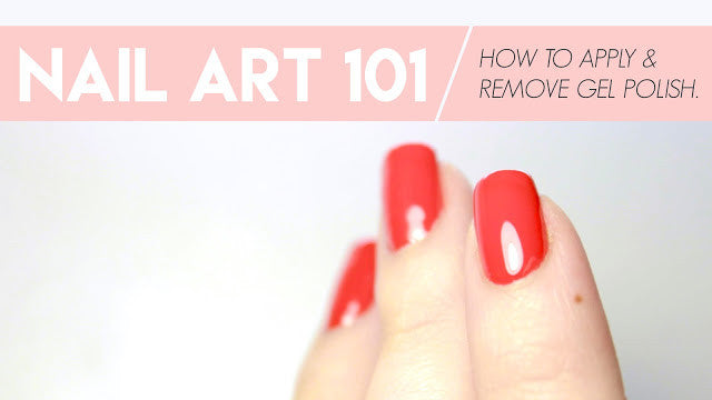 How to Apply and Remove Gel 7 Gel Nail Polish