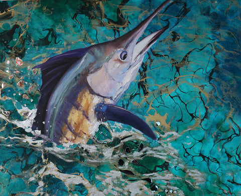 Marlin 1 by Kim Parr