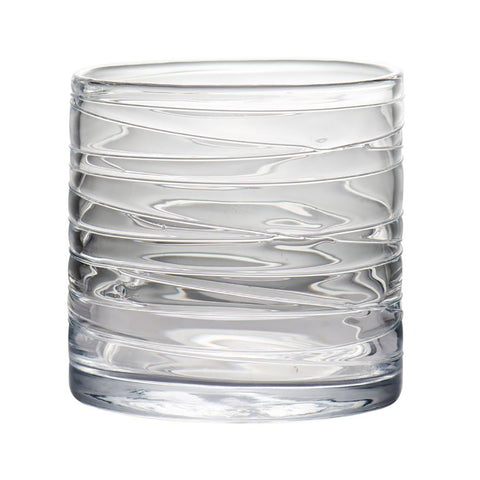 Ripple Clear Hurricane, Medium – Set of 2