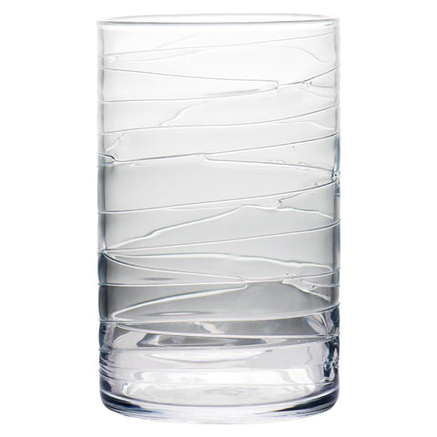 Ripple Clear Hurricane, Large – Set of 2