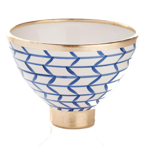 Mila Ceramic Footed Bowl