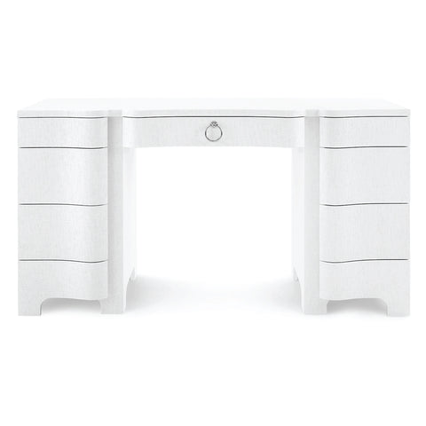Gemma Desk, White
