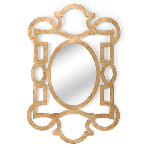 Tracery Mirror – Gold by Chelsea House