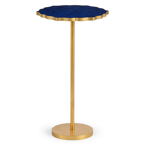 Lapis Side Table by Chelsea House