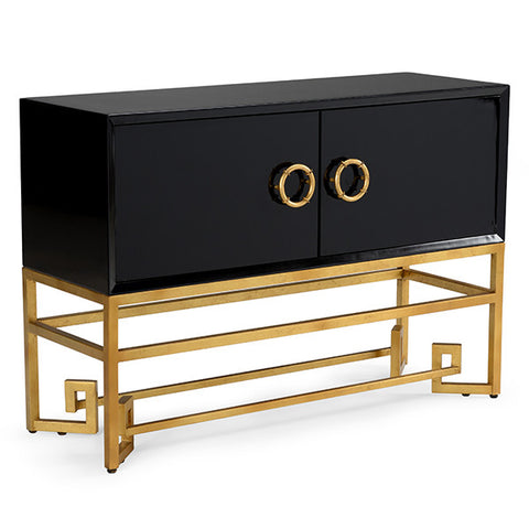 Mandalay Cabinet, Black