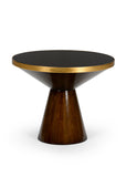 Jet Side Table, Black