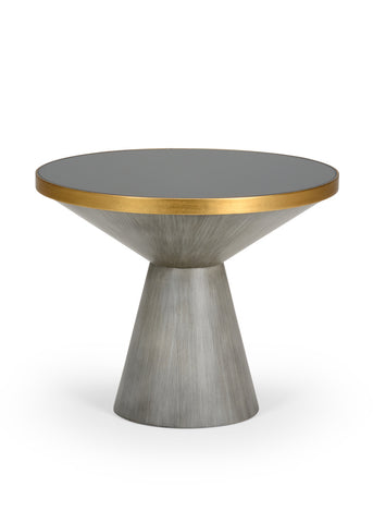 Jet Side Table, Gray