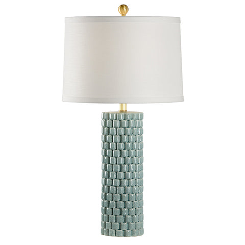 Potter Table Lamp in Celadon by Chelsea House