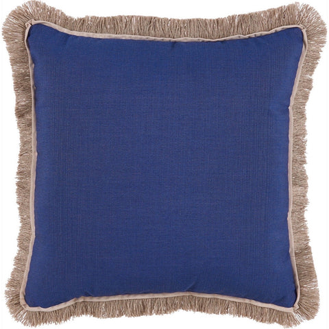 Easton Outdoor Pillow, Navy