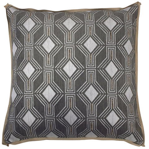 Decca Outdoor Pillow, Sand