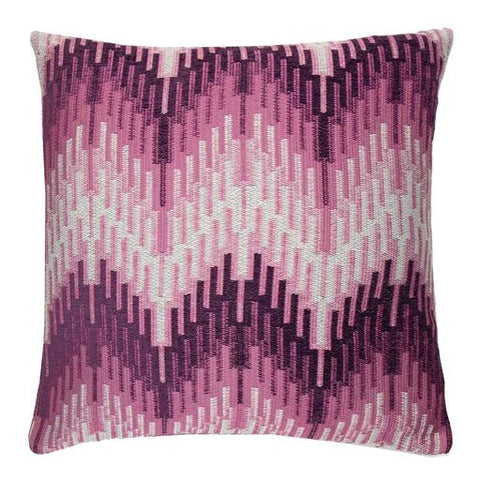 Decker Pillow, Rasberry