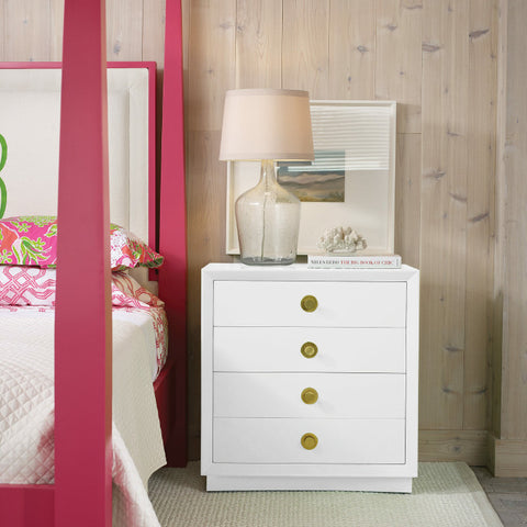 Somerset Bay Transitions Mod Bedside Chest