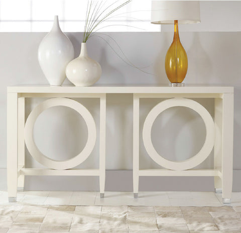 Somerset Bay Transitions Circle Console