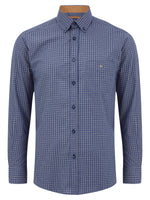 DG's Drifter Long Sleeve Casual Shirt - 15748 27
