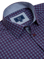 DG's Drifter Long Sleeve Casual Shirt - 15749 67