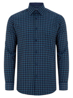 DG's Drifter Long Sleeve Casual Shirt - 15755 26
