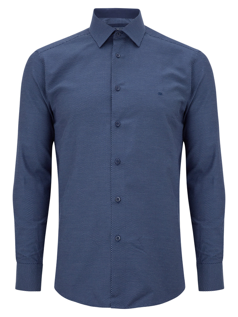 DG's Drifter Long Sleeve Casual Shirt - 15775 27