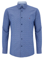 DG's Drifter Long Sleeve Casual Shirt - 15792 27