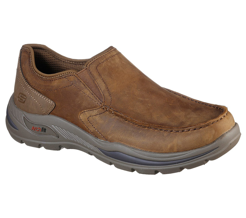 Skechers Arch Fit Motley - Hust - Brown