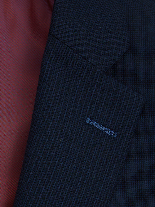 Daniel Grahame Tapered Fit Mix & Match Suit Jacket - French Navy