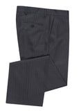 Wellington Mix & Match Suit - Grey Wool Blend Trousers