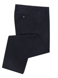 Wellington Mix & Match Suit - French Navy Wool Blend Trousers