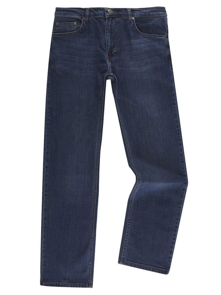 DG's Drifter Regular Fit Stonewash Jean