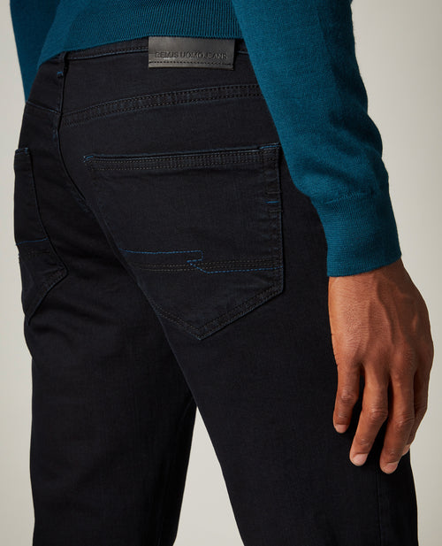Remus Uomo Tapered Fit Navy Jean