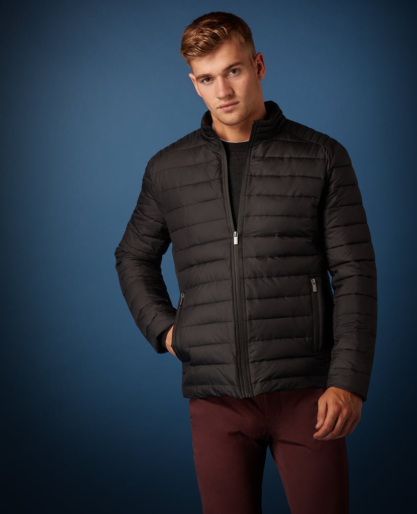 Remus Uomo Norton Casual Jacket - Black