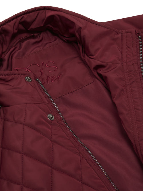 DG's Drifter Holland Casual Jacket - Red