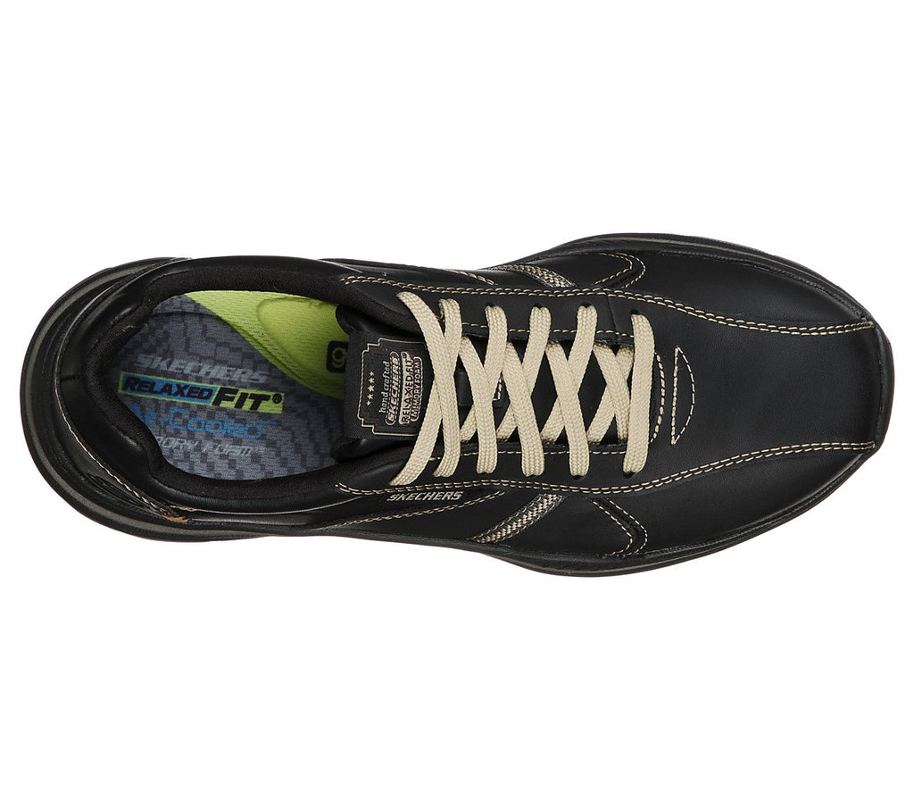 Skechers Expected 2.0 - Belfair Relaxed Fit Shoe - Black