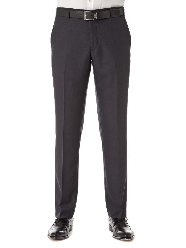 Remus Uomo Tapered Fit Trouser - Grey