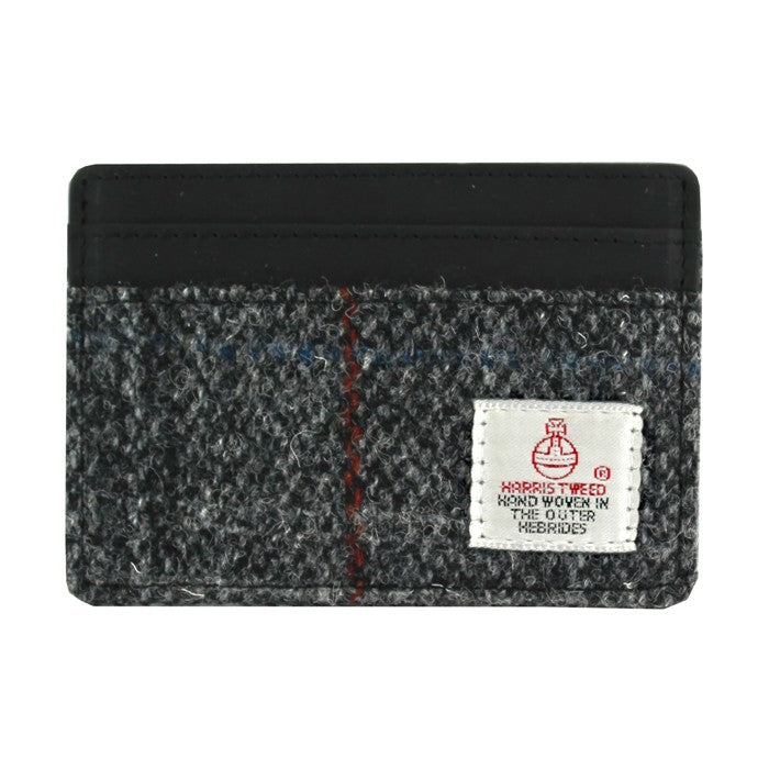 British Bag Company Berneray Harris Tweed Card Holder