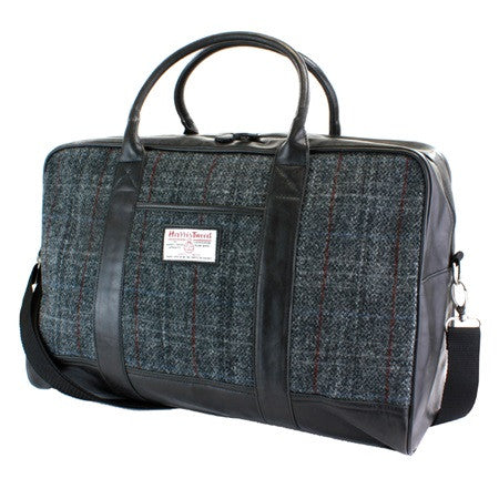 British Bag Company Berneray Harris Tweed Holdall