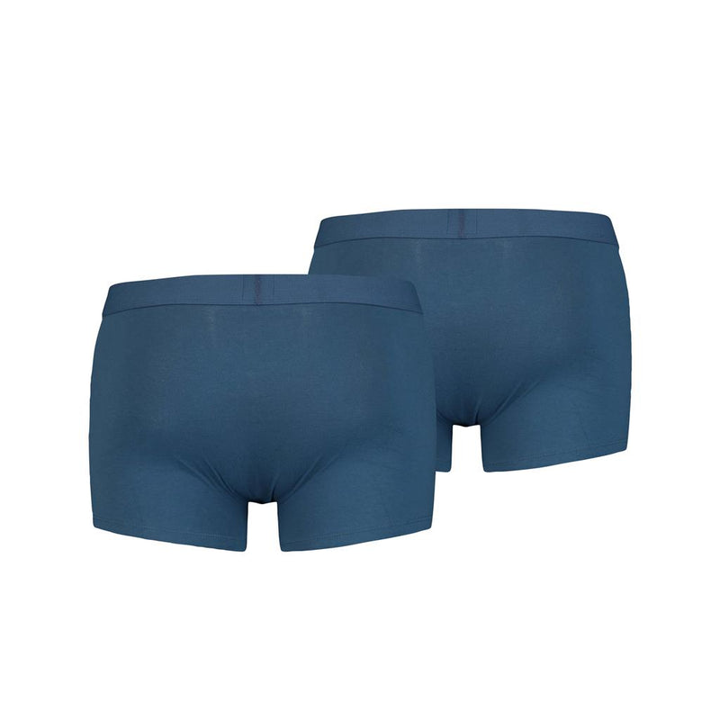 Levi's Basic Boxer Brief 2 Pack - Indigo