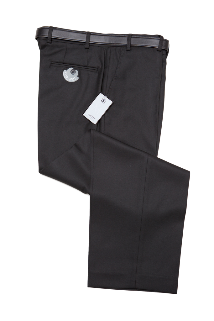 DG's Merit Classic Fit Trouser - Black