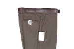 DG's Merit Classic Fit Trouser - Mid Brown