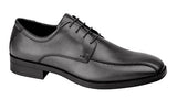 IMAC Black Laced Formal Comfort Shoe