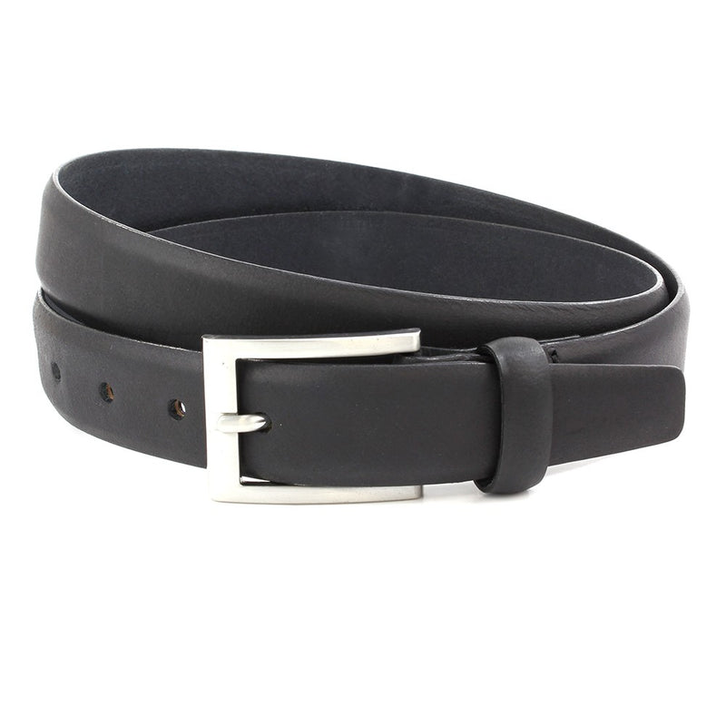 Sophos 30mm Machine Gun Leather Belt - Black
