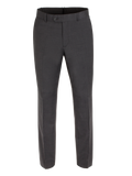 Scott Slim Fit Mix & Match Suit - Charcoal Wool Blend Trouser
