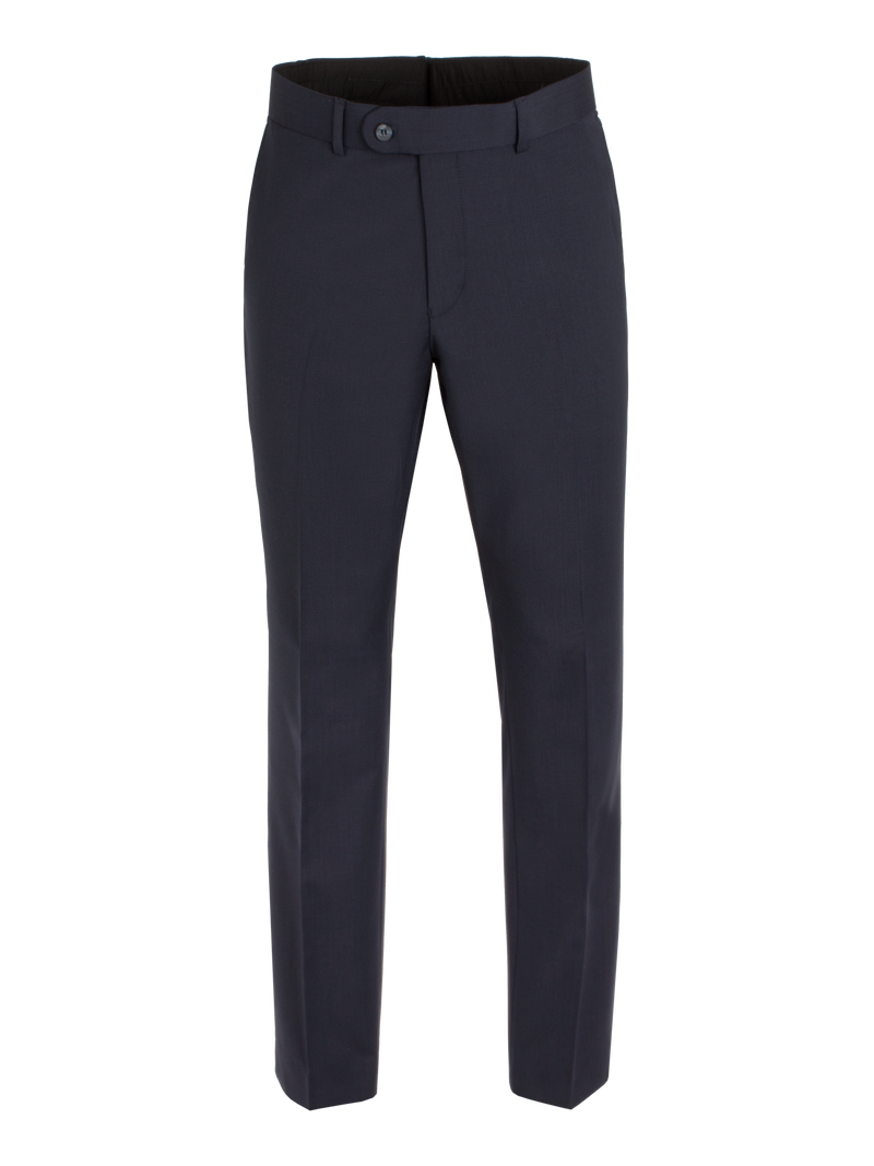 Scott Classic Fit Mix & Match Suit - Navy Wool Blend Trouser