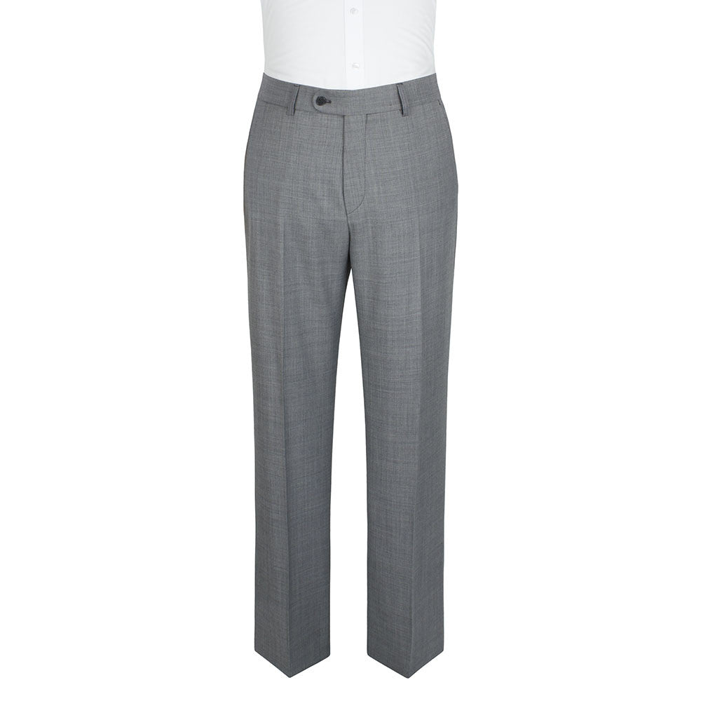 Scott Tapered Fit Mix & Match Suit Trousers - Grey Pick 'n Pick