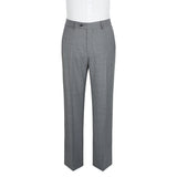 Scott Tapered Fit Suit Grey Wool Blend Trouser