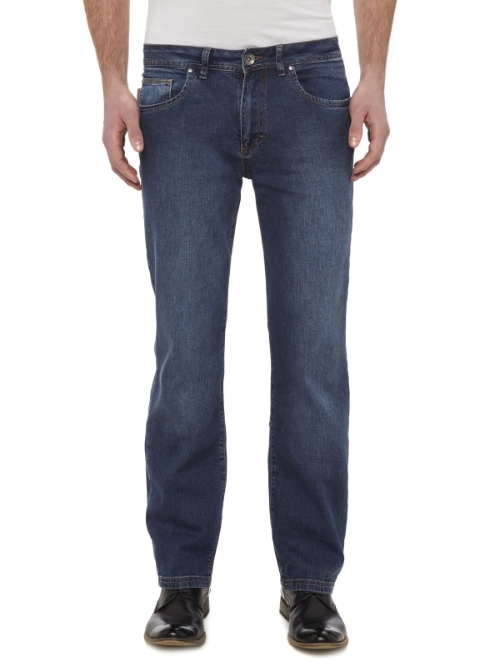 Remus Uomo Regular Fit Stonewash Jean
