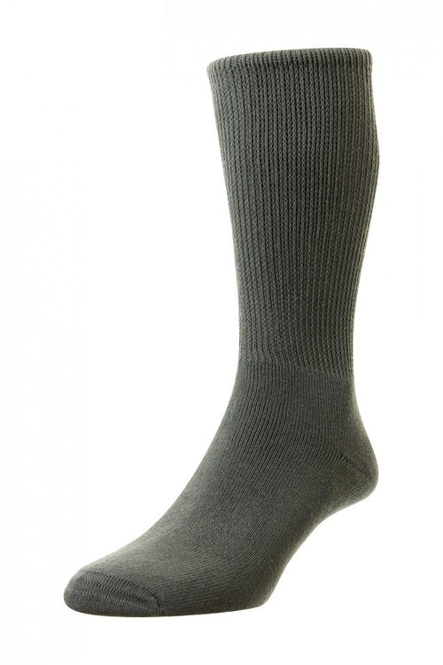 HJ Hall Cotton Diabetic Sock