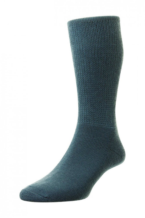 HJ Hall Wool Diabetic Sock