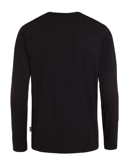 Jockey USA Originals Long Sleeve T-Shirt - Black