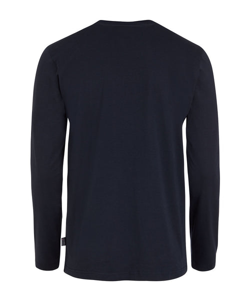 Jockey USA Originals Long Sleeve T-Shirt - Navy